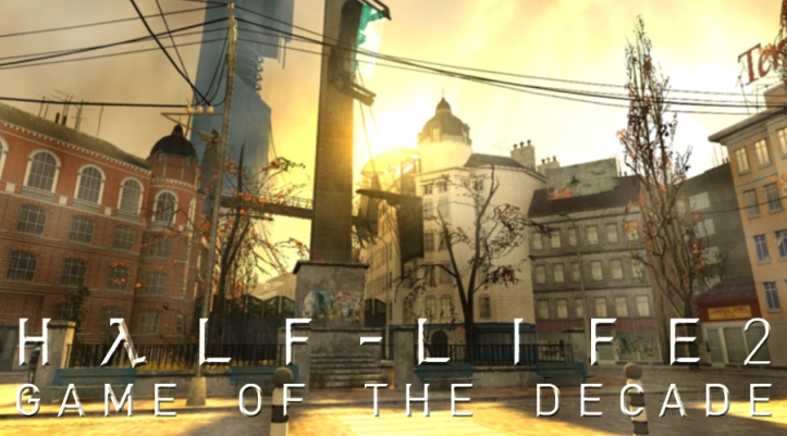 Half-Life 2: Game of the Decade