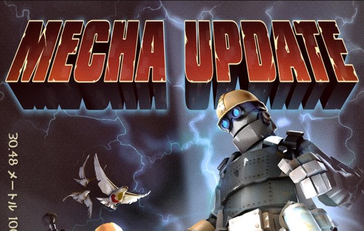 Mecha Update