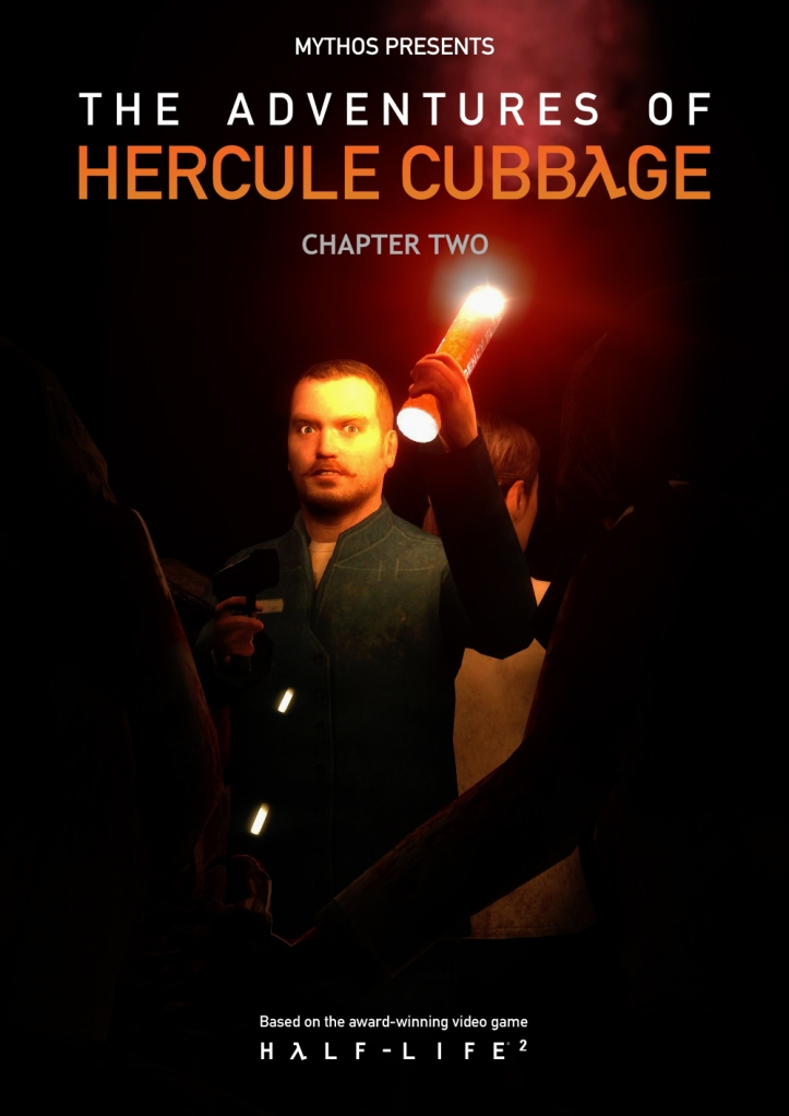 The Adventures of Hercule Cubbage: Chapter 2