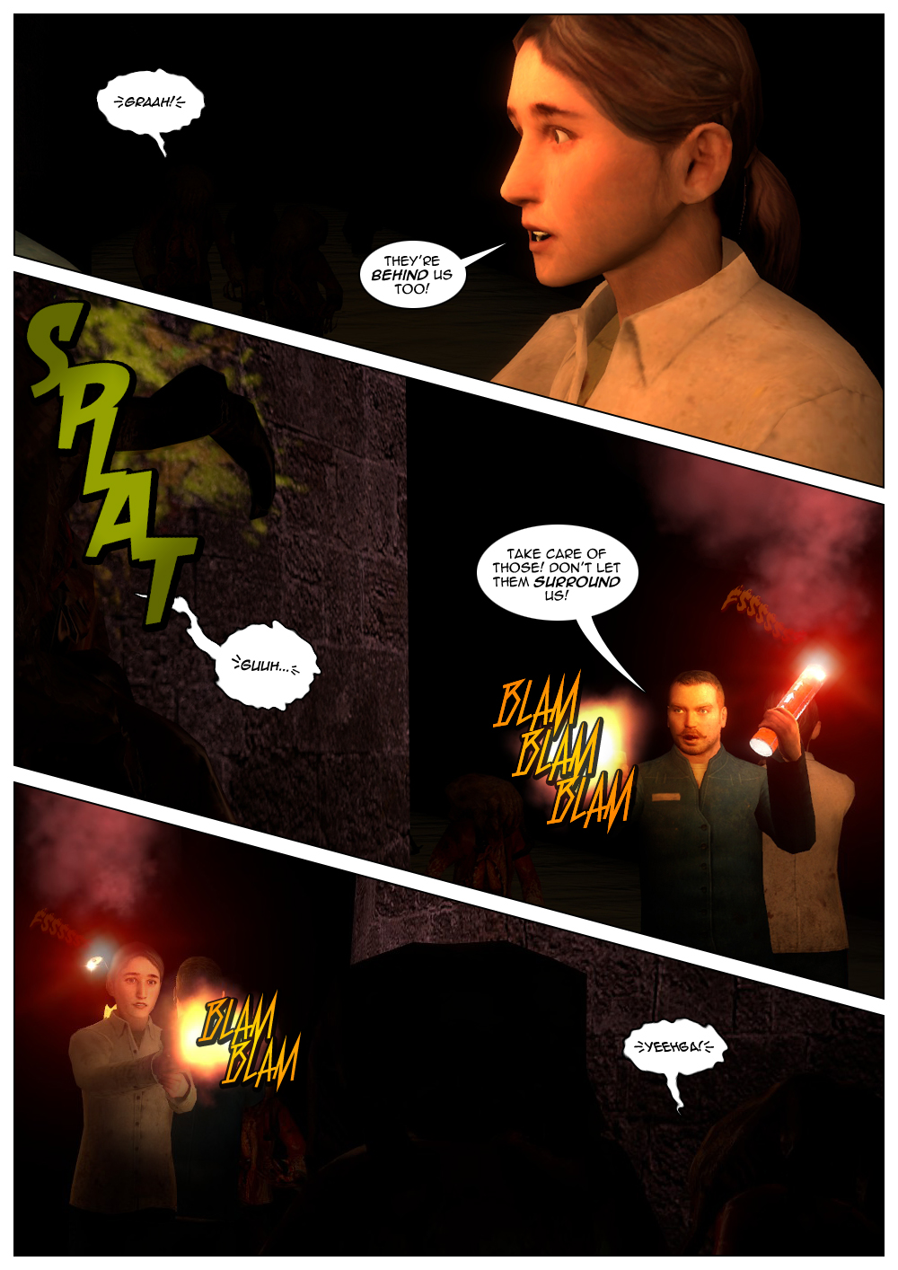 The Adventures of Hercule Cubbage Chapter 2 Page 13