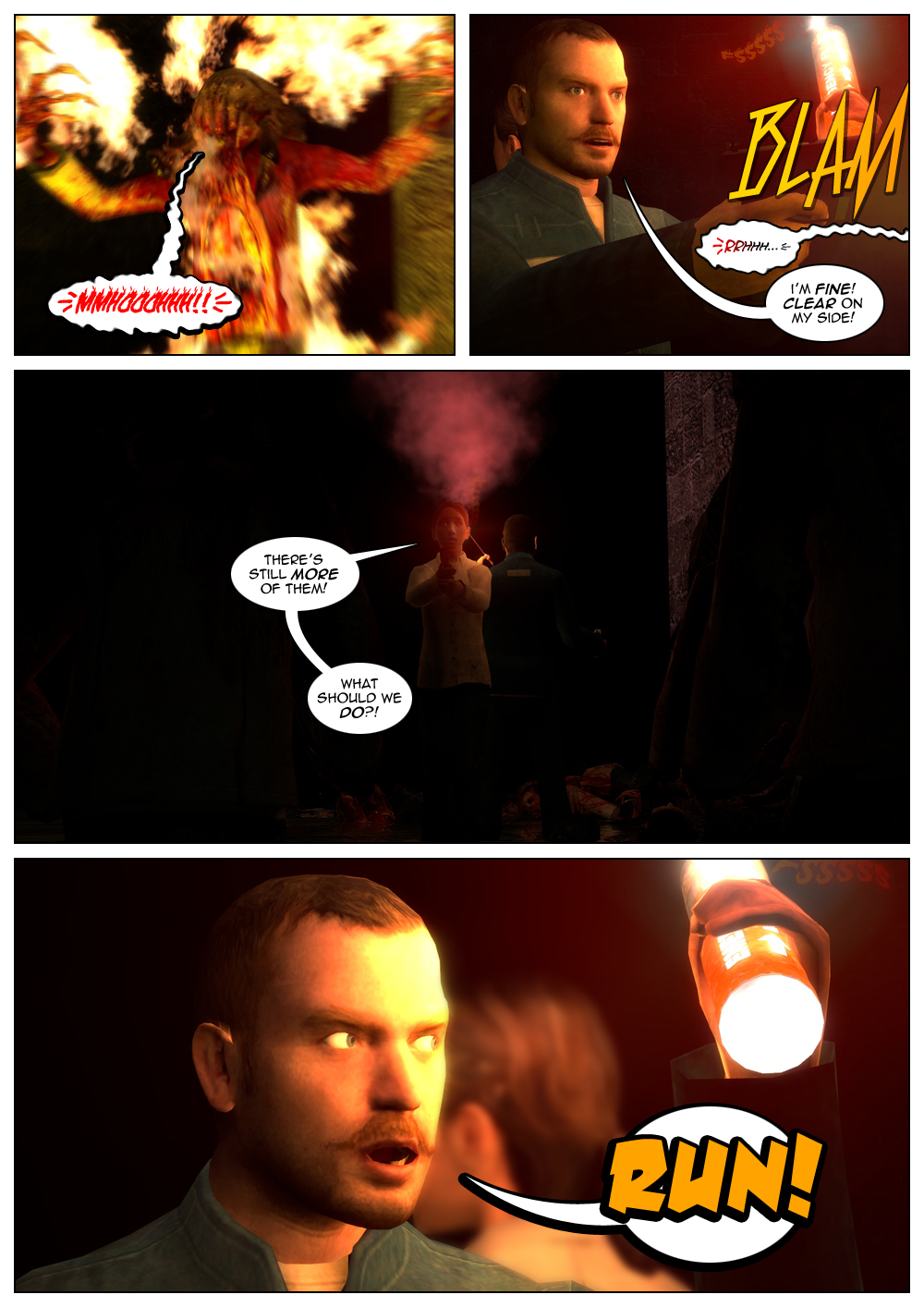 The Adventures of Hercule Cubbage Chapter 2 Page 16