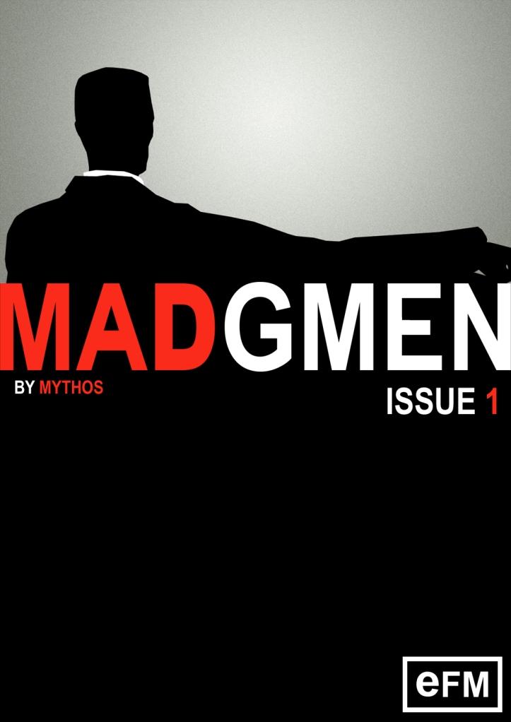 Mad GMen Cover