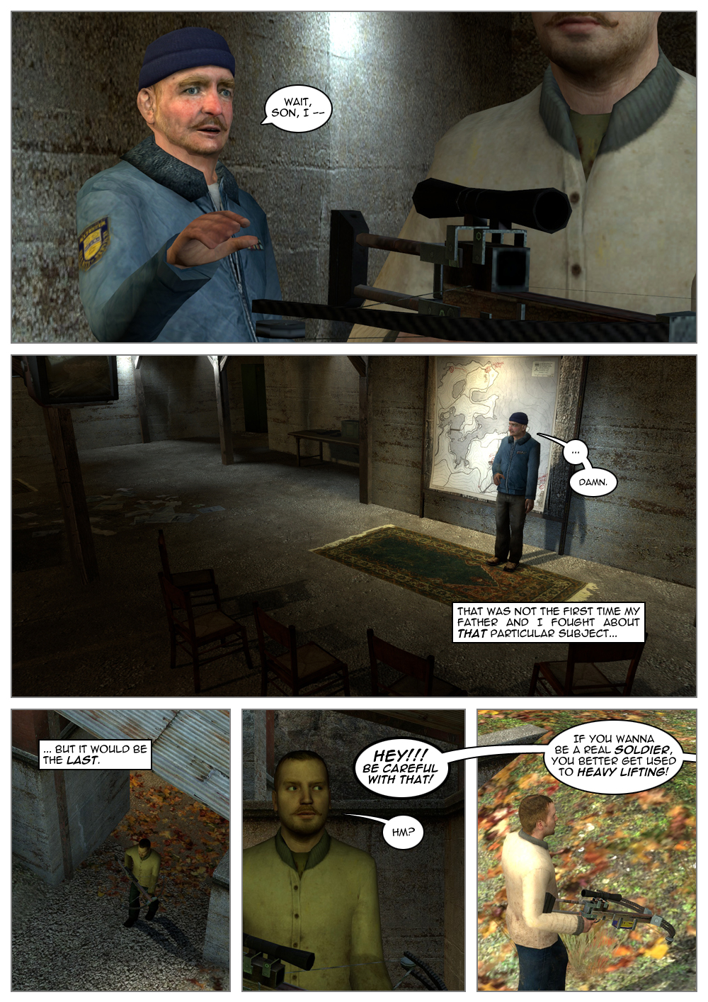 The Adventures of Hercule Cubbage Chapter 4 Page 7