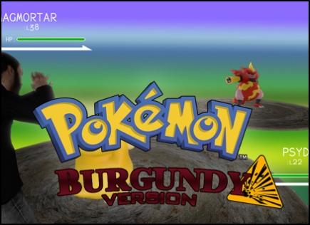 Pokémon Burgundy Version