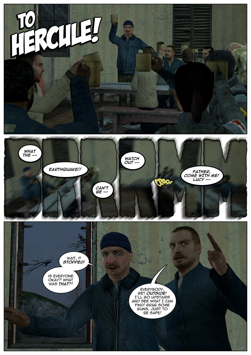 The Adventures of Hercule Cubbage Chapter 5 Page 12