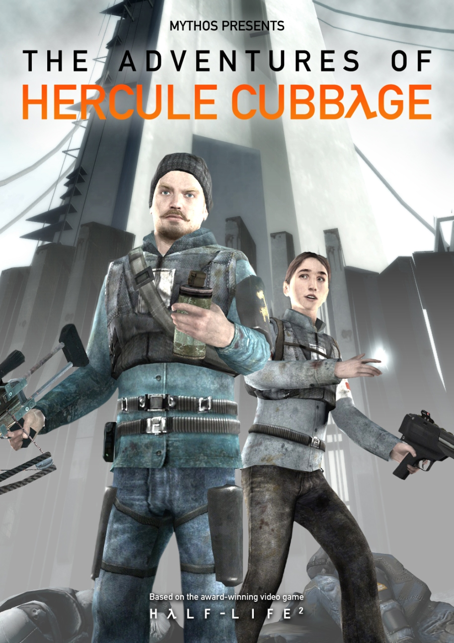 The Adventures of Hercule Cubbage Cover
