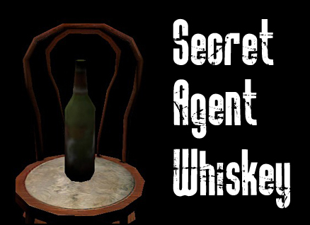 Secret Agent Whiskey