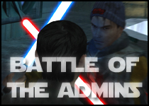 Battle of the Admins Thumbnail