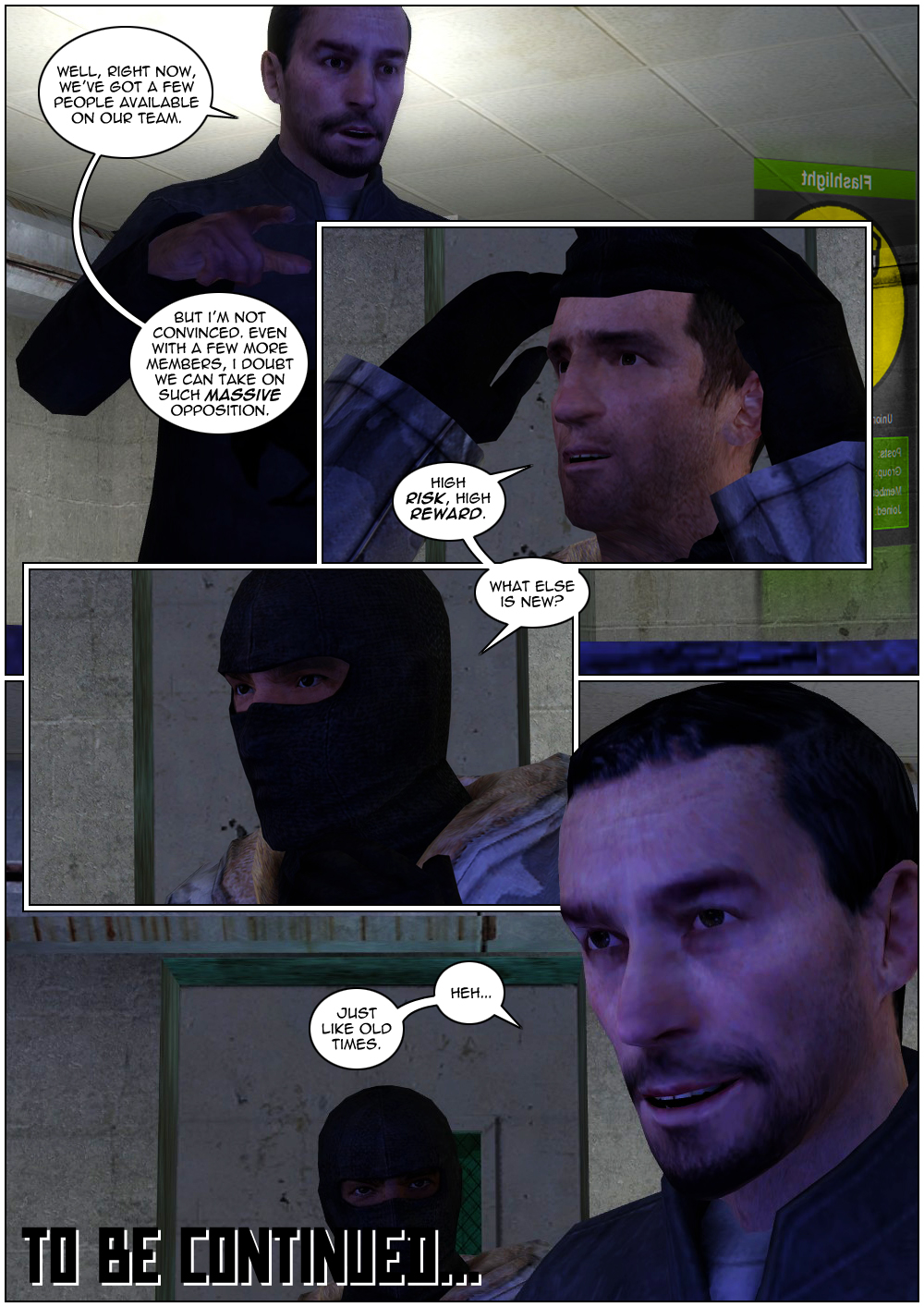 Battle of the Brain Dead Union: Mythos Page 6