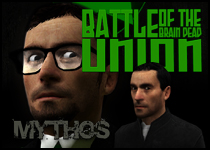 Battle of the Brain Dead Union Mythos Thumbnail