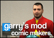 Garry's Mod Comic Makers Thumbnail
