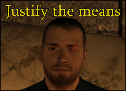 Justify the Means