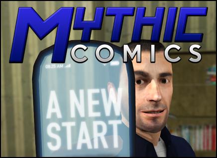 Mythic Comics