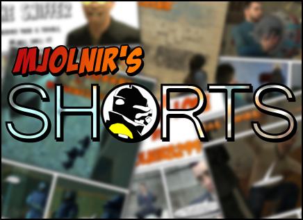 Mjolnir's Shorts