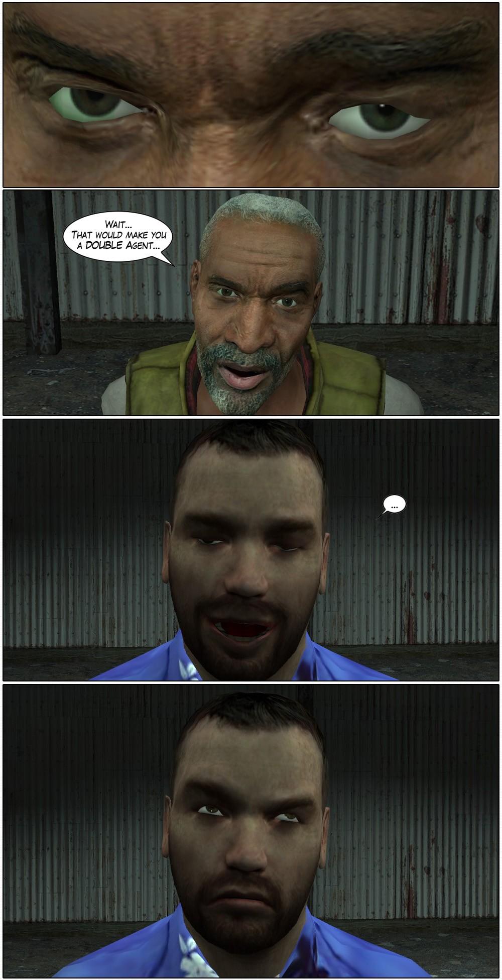 Triple Agent Part 2