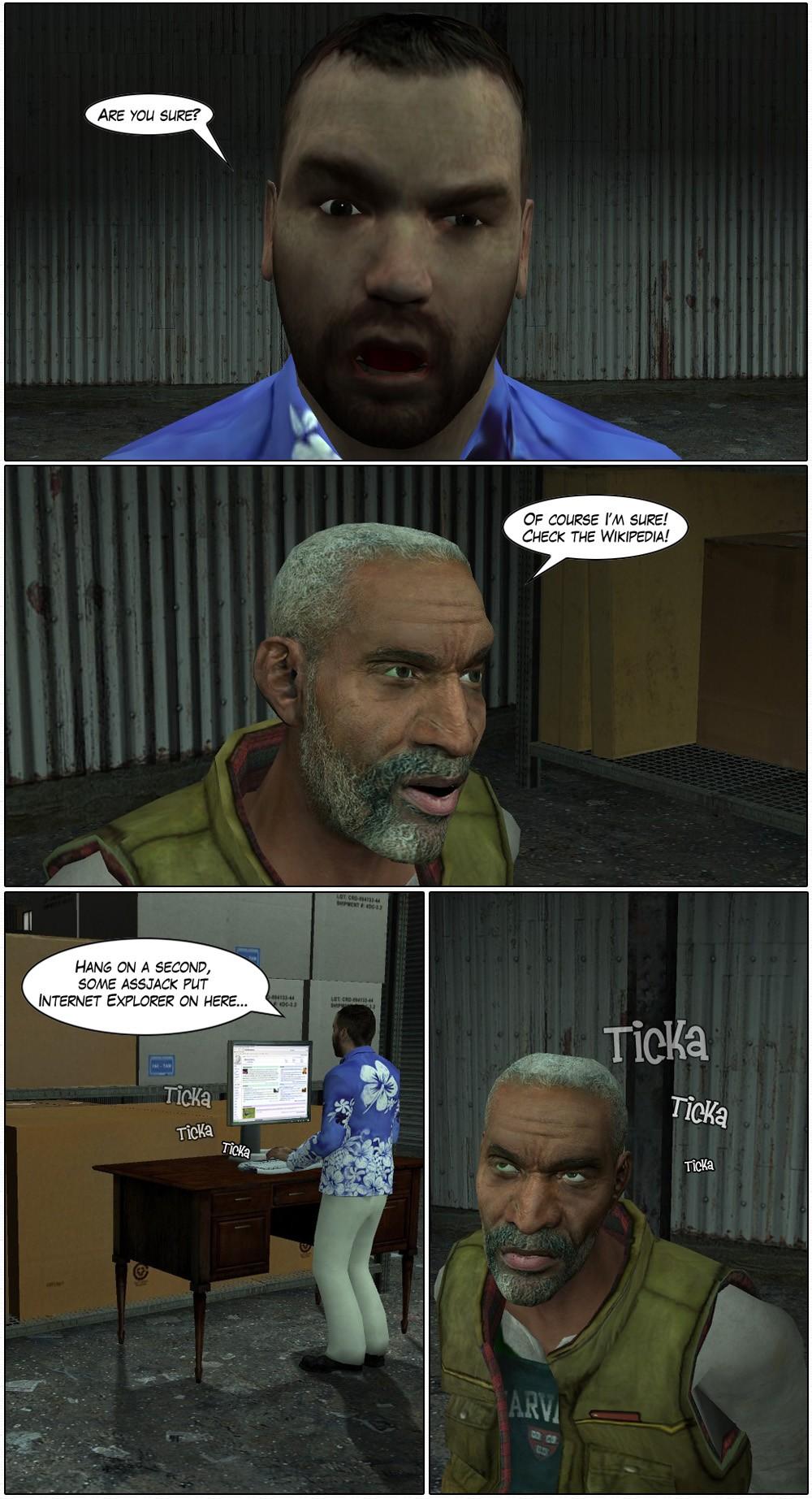 Triple Agent Part 3
