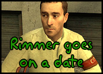Rimmer goes on a date