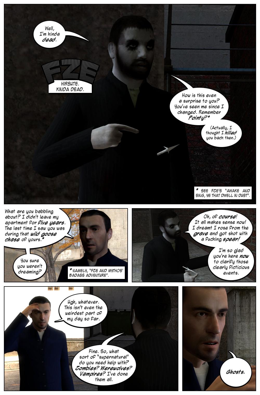 Mythic Comics 1 Page 7