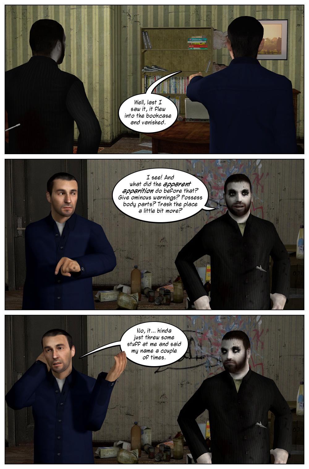 Mythic Comics 1 Page 10