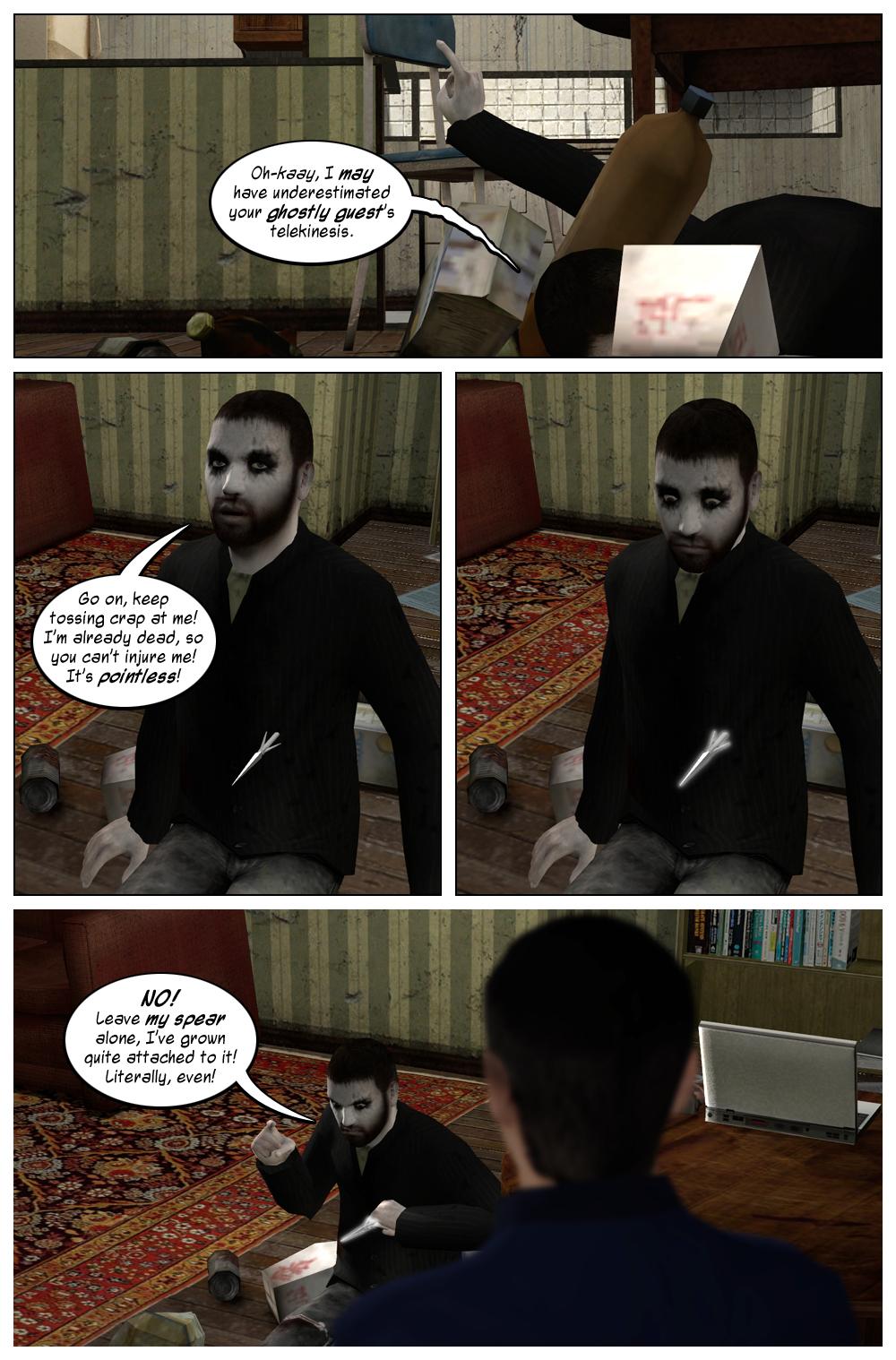 Mythic Comics 1 Page 12