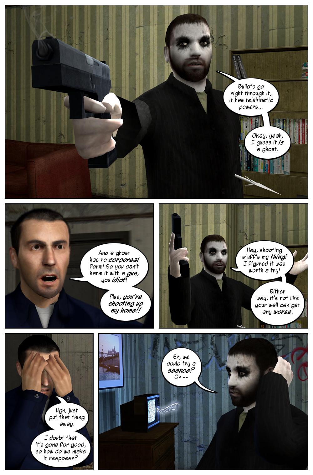 Mythic Comics 1 Page 14