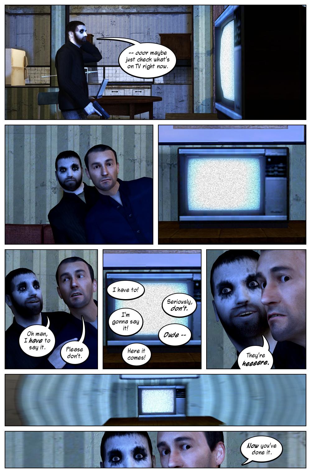 Mythic Comics 1 Page 15