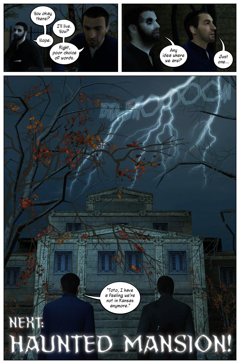 Mythic Comics 1 Page 17