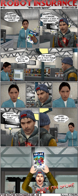 Robot Insurance #12