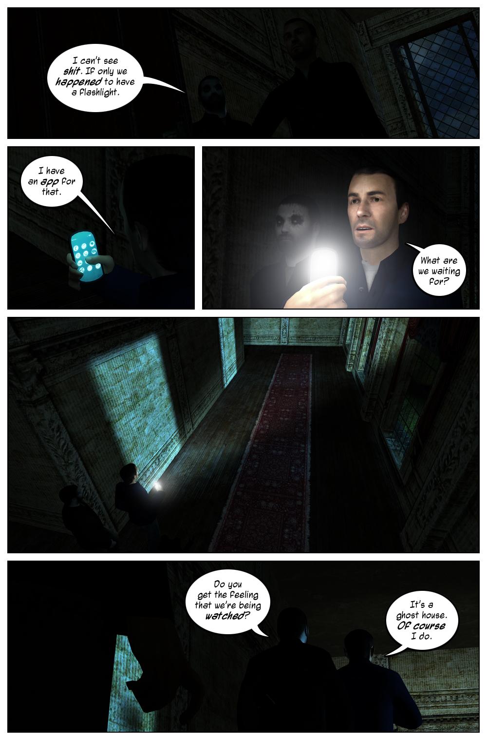Mythic Comics #2 Page 6