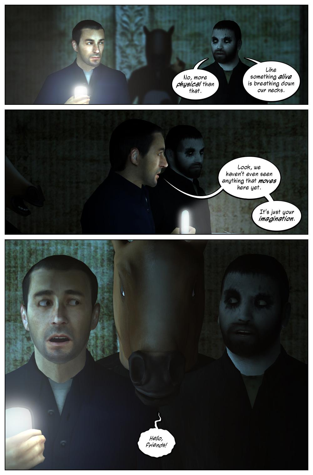 Mythic Comics #2 Page 7