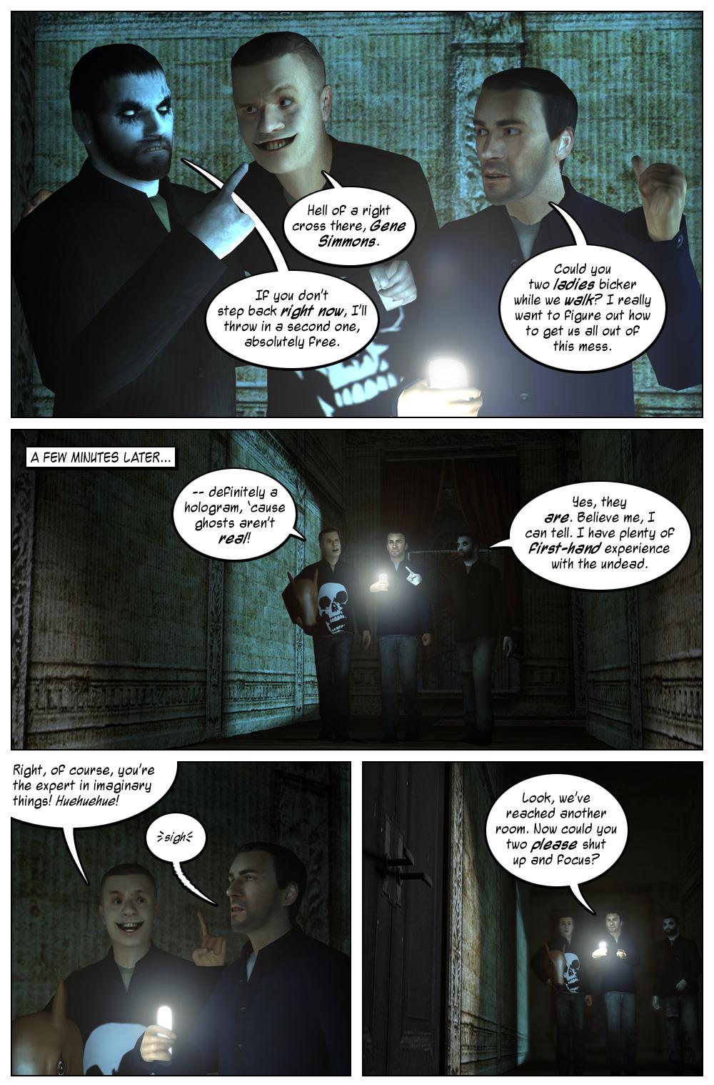 Mythic Comics #2 Page 10