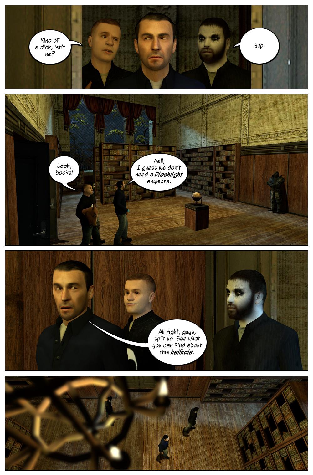 Mythic Comics #2 Page 11