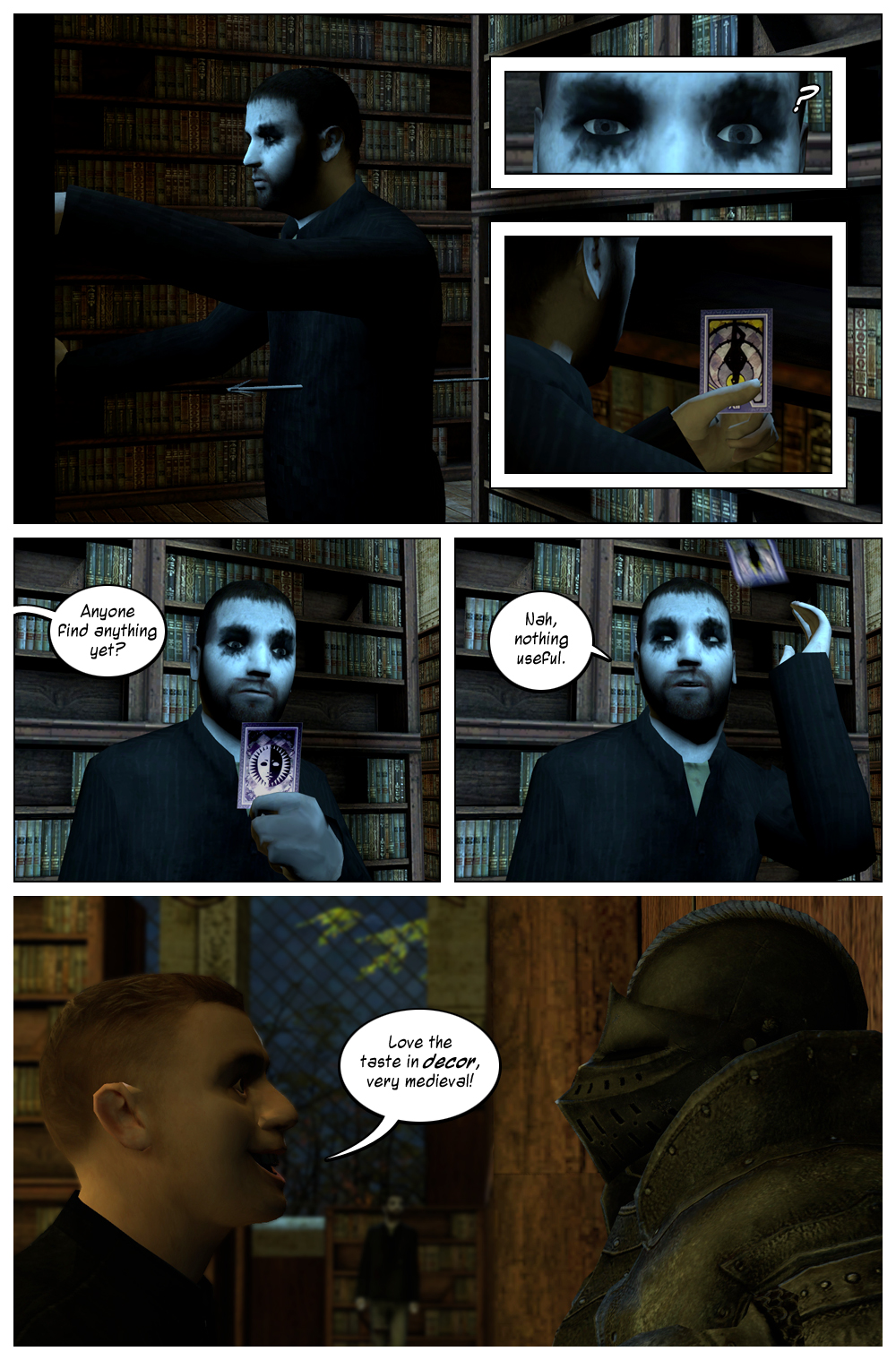 Mythic Comics #2 Page 12