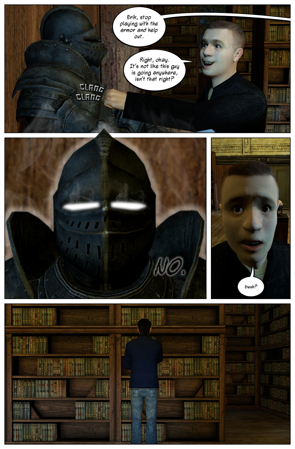 Mythic Comics #2 Page 13