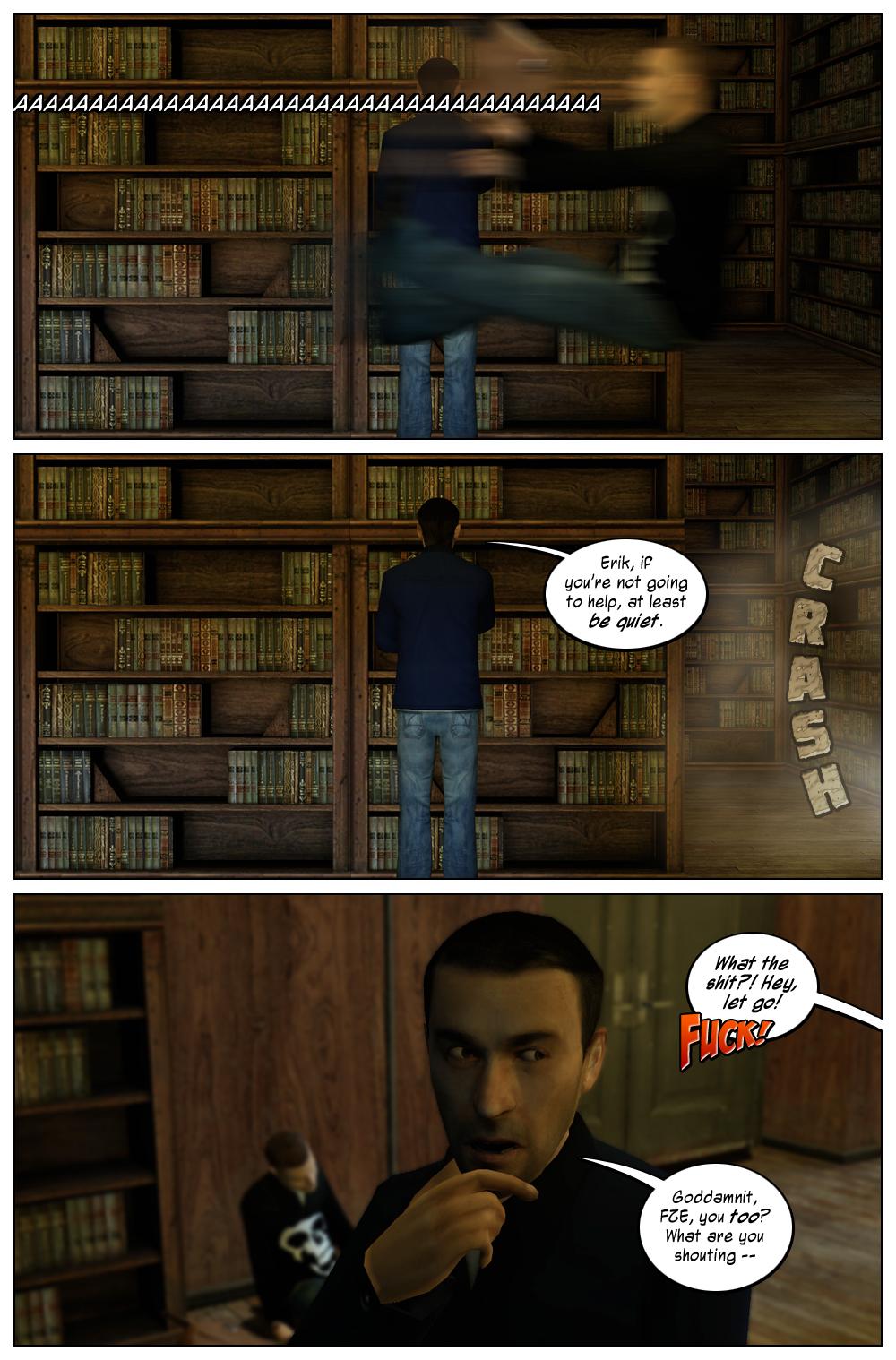 Mythic Comics #2 Page 14