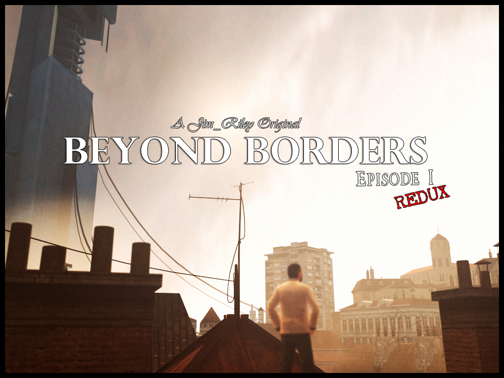 Beyond Borders Episode I Cover