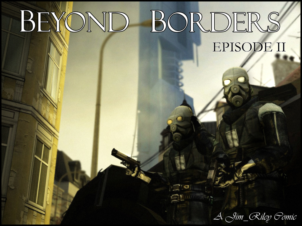 Beyond Borders Episode II Cover Page