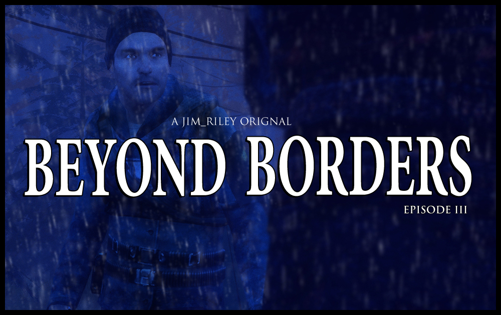 Beyond Borders Episode III Cover Page