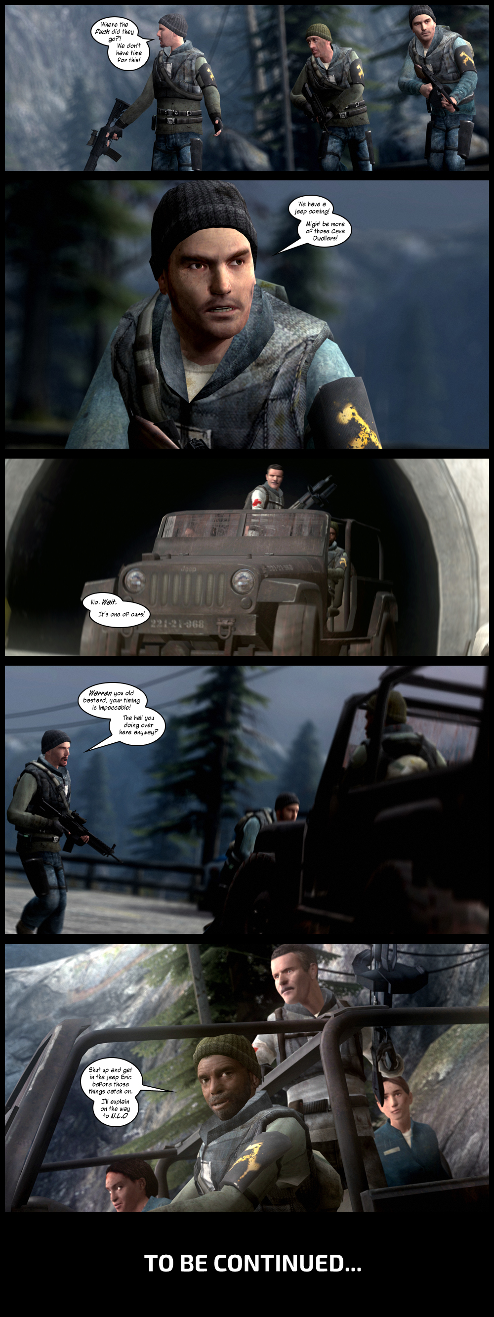 Beyond Borders Episode IV Page 9