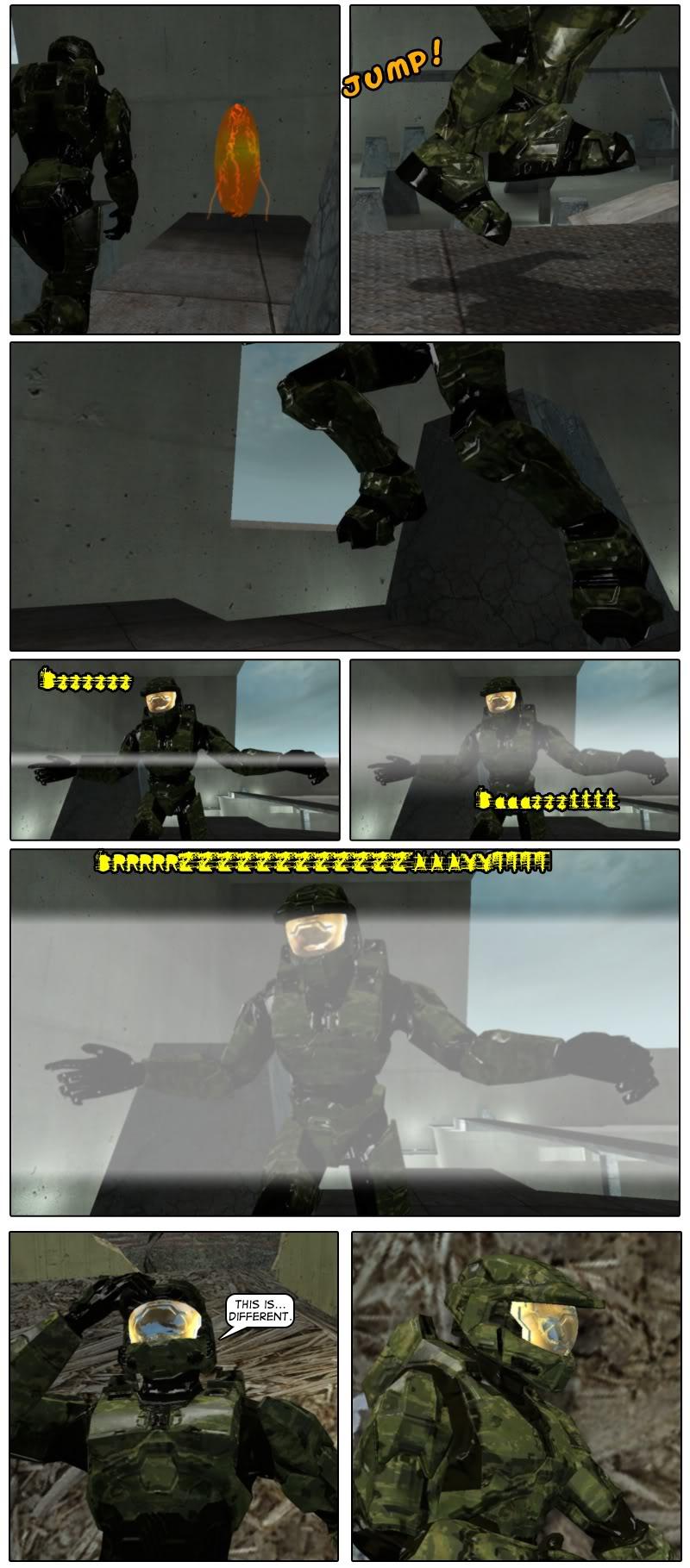 Half-Spartan #1 Page 2