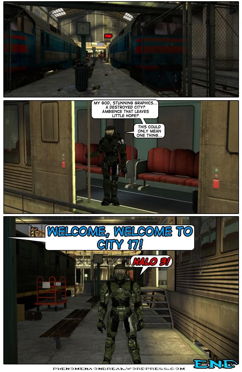 Half-Spartan #1 Page 5