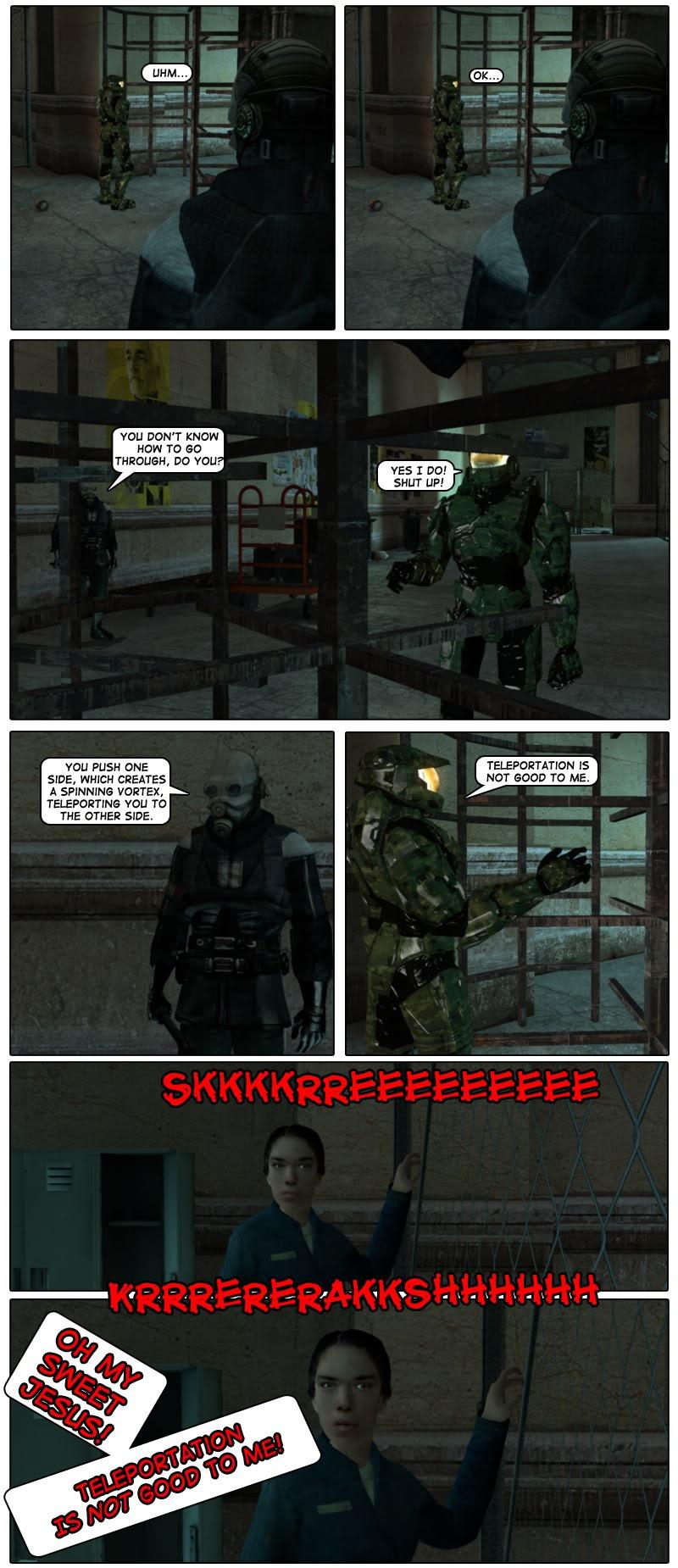 Half-Spartan #2 Page 2