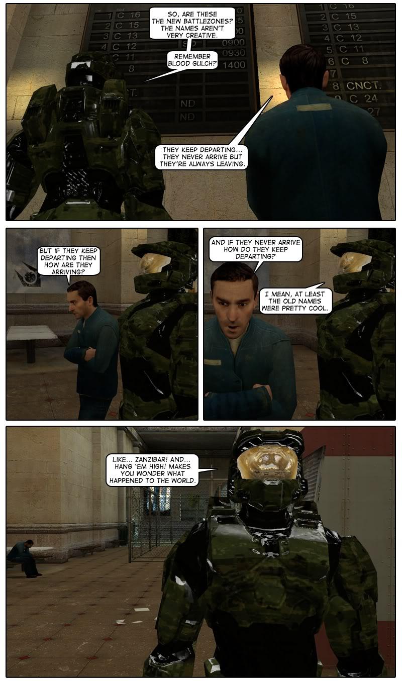 Half-Spartan #3 Page 2