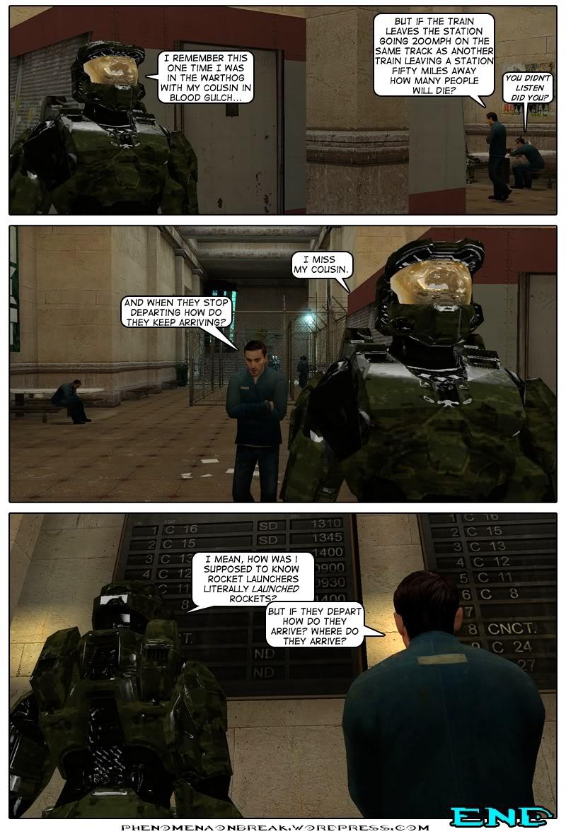 Half-Spartan #3 Page 3