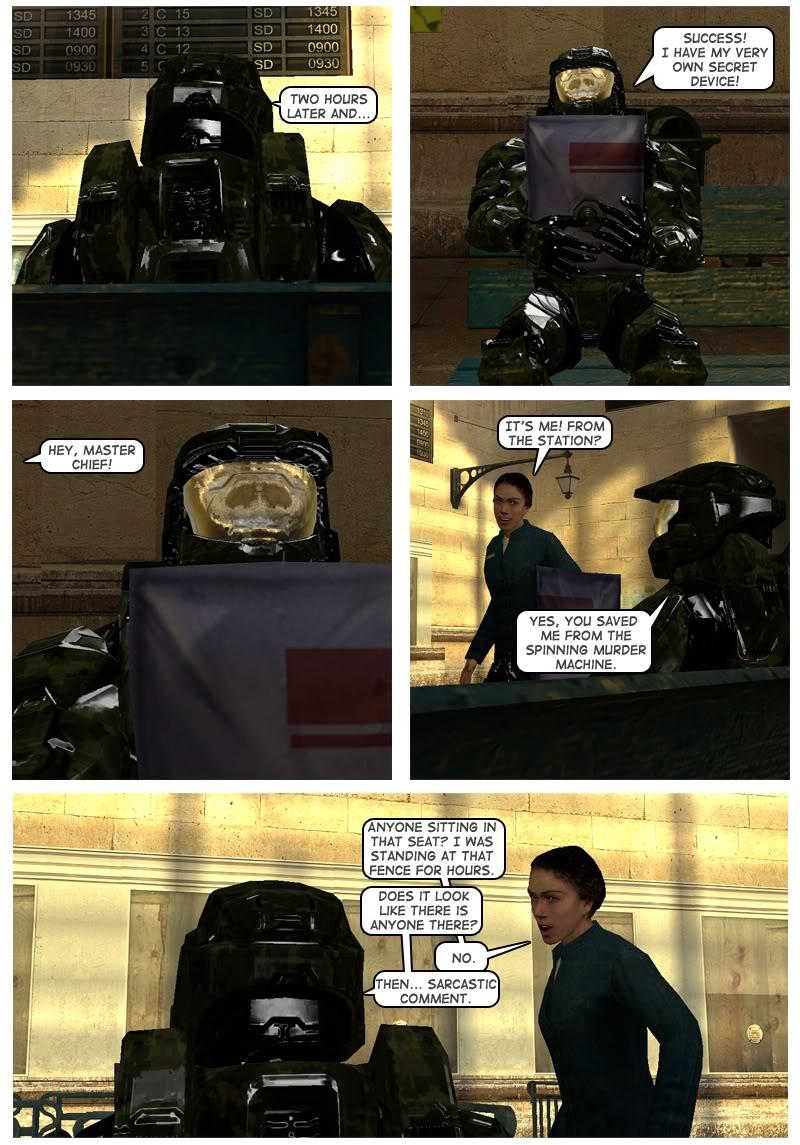 Half-Spartan #5 Page 2