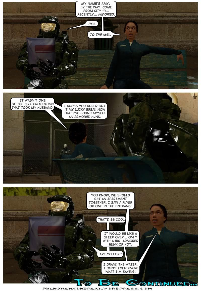 Half-Spartan #5 Page 3