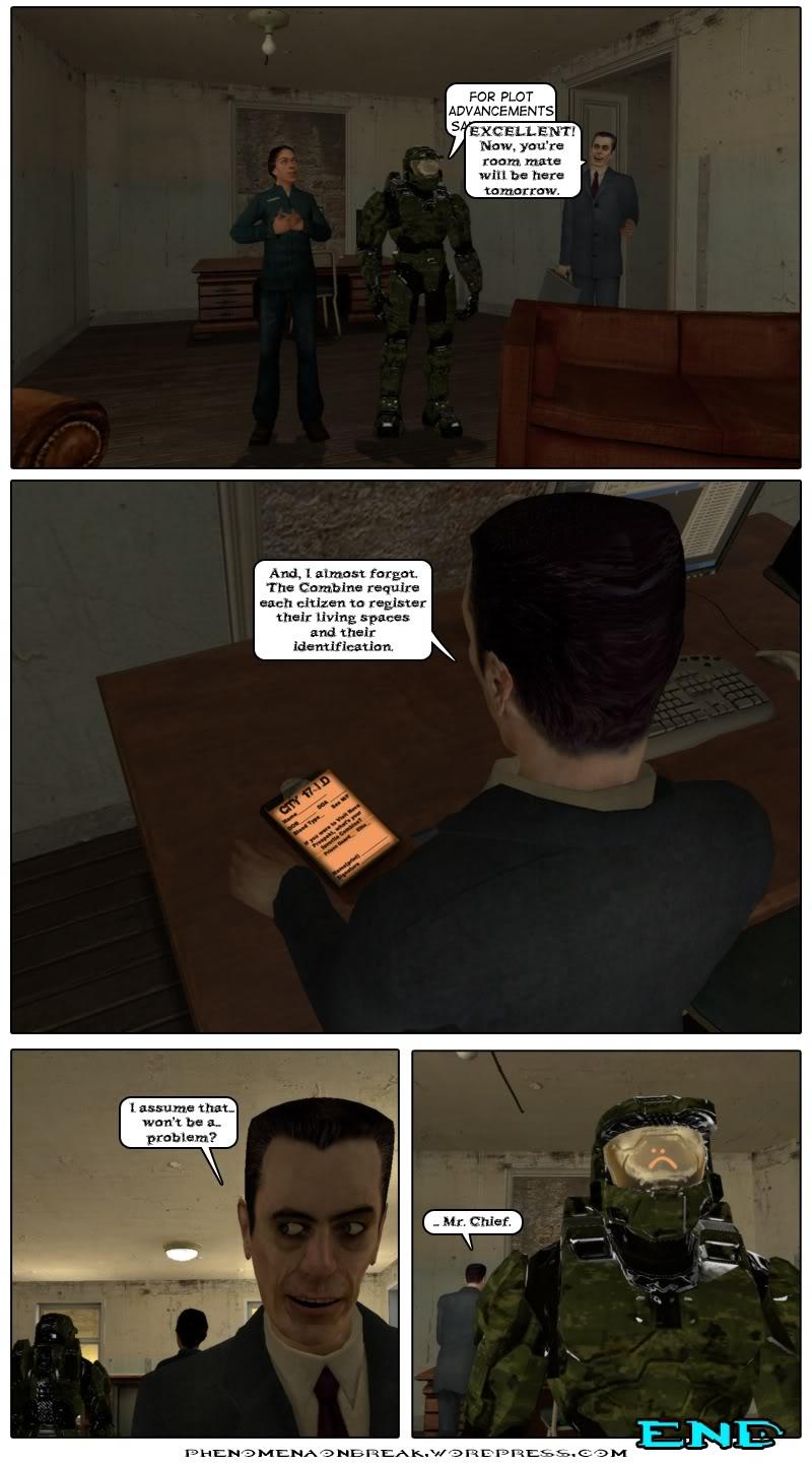 Half-Spartan #6 Page 5