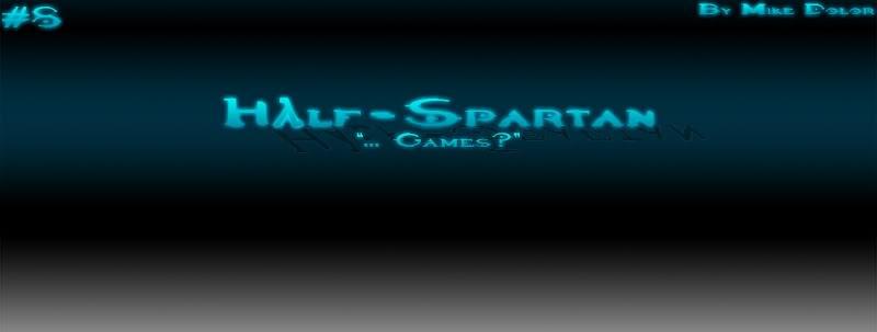 Half-Spartan #8 Page 1