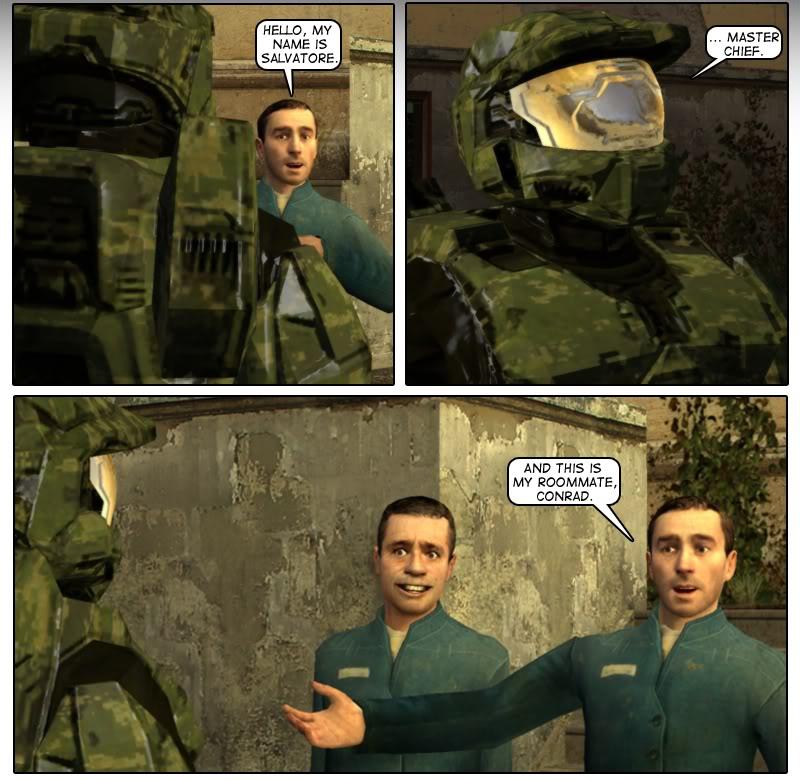Half-Spartan #8 Page 2
