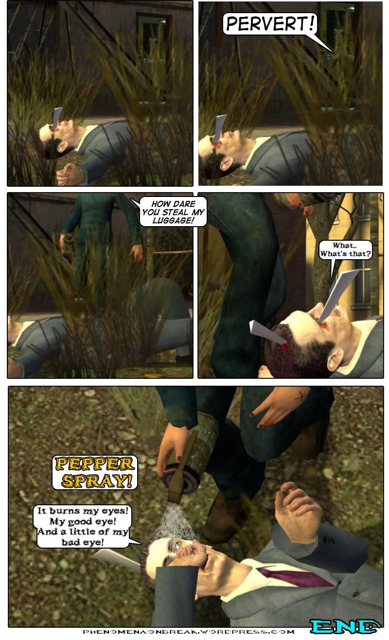 Half-Spartan #8 Page 11